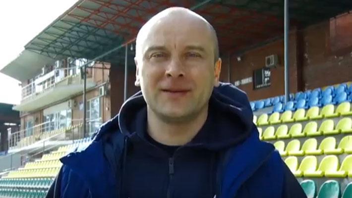 Дмитрий Валерьевич Хохлов. Главный тренер футбольного клуба Динамо-2